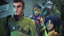 Star Wars Rebels   Ahsoka Tano & Darth Vader DEUTSCH [HD]
