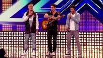 Times Reds audition Amy Winehouses Rehab The X Factor UK 2012