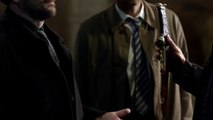 Supernatural 10x14 The Executioners Song Dean Returns From His Fight With Cain