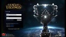 League of Legends S4 World Championship Login screen music