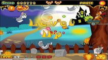 Tom And Jerry - Tom And Jerry Halloween Battle - Tom And Jerry Cartoon Games 2014