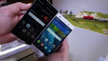 Huawei P8 Lite vs. Huawei P8 Comparison [4K UHD]