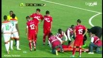 Match CHAN 2016 Tunisie vs Niger - Deuxième mi-temps 26-01-2016