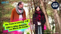 """Video News Spin-off#29 雪猫ジル Gilles Snowcat with Marie de Condé  The Train Is Leaving 小倉"""" 生タイム!♥Nama Time Special"""