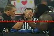 Video John Cena Vs Mark Henry.Arm Westling!!!
