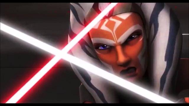 ★ 1080p HD Ahsoka Tano VS Seventh Sister and Fifth Brother Inquisitors Star Wars Rebels