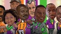 Kanaval Haiti 2016 Djakout Ki Prezidan ou ye Prezidan zobop