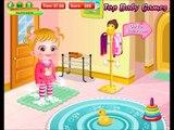 Baby Hazel Skin Care - Baby Hazel Bathing Game # Play disney Games # Watch Cartoons
