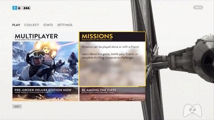 Star Wars Battlefront : Testando a Demo (Beta)
