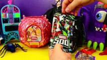 Halloween Surprise Toys & Candy Candy Buckets Trick Or Treat Disney Princess Star Wars + B