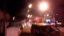 Manisa - Seyir Halindeki Otomobil Alev Aldı