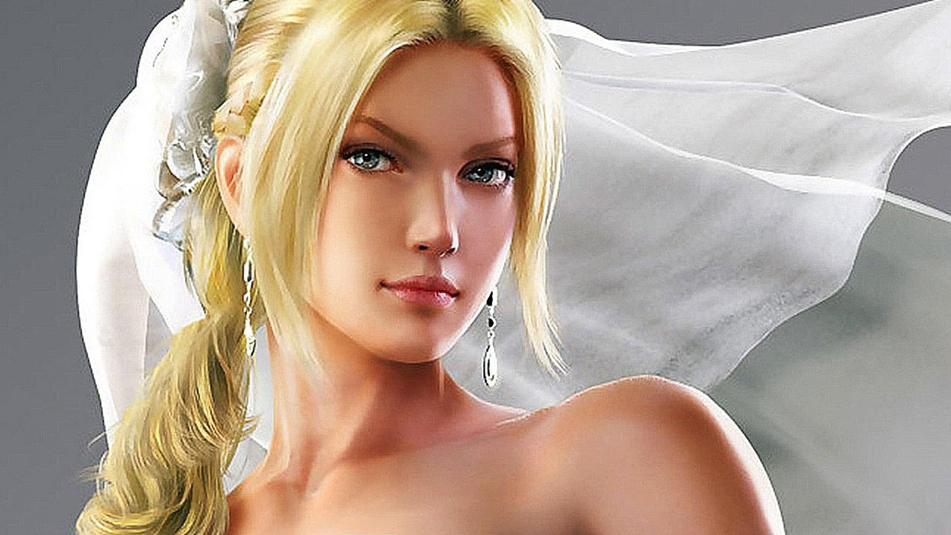 Tekken 7 Nina Williams Bride Trailer Video Dailymotion