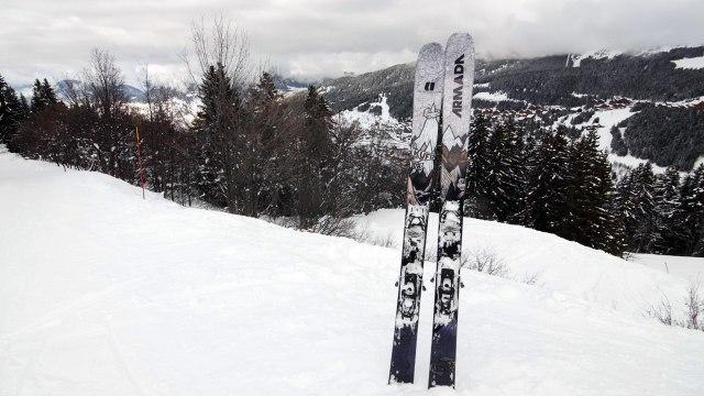 Armada Kufo 108 2017 Ski Review | EpicTV On-Snow Reviews