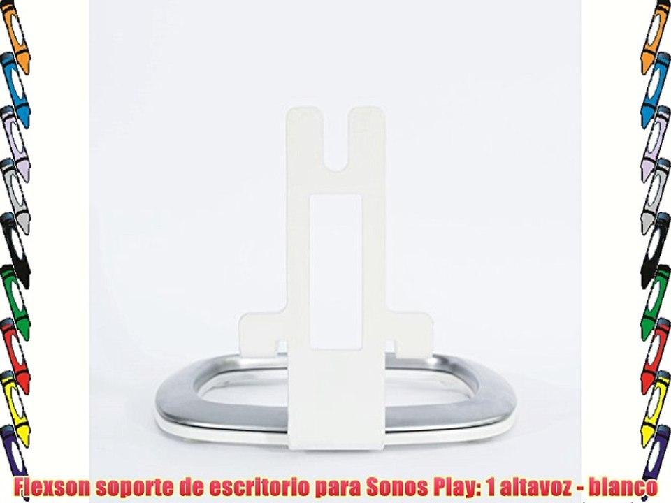 Flexson Importado Soporte para Altavoz Sonos Play:1