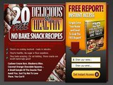 100 Healthy Raw Snacks and Treats Review + Bonus