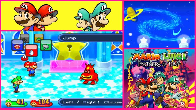 Mario Luigi Partners In Time Gameplay Walkthrough Part 40 Closing In