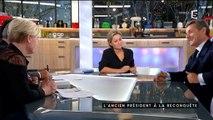 """Manque de """"légitimité"""" pour Valérie Trierweiler, """"situation bancale"""" : Nicolas Sarkozy parle de la vie privée de François Hollande"""