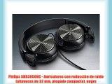 Philips SHB3850NC - Auriculares con reducci?n de ruido (altavoces de 32 mm plegado compacto)