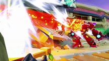Disney Infinity 3.0 – Aventure Marvel Battlegrounds : Trailer