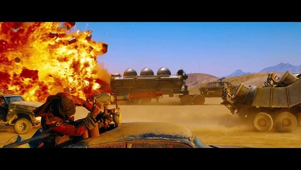 Mad Max: Fury Road Official Trailer - Tom Hardy, Charlize Theron