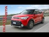 Kia Soul - Le news di Autolink - Ruote in Pista n. 2236