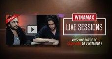 Winamax Live Sessions 2016 #3