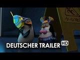 DIE PINGUINE AUS MADAGASCAR Clip 'Triff Private' Deutsch German (2014) HD