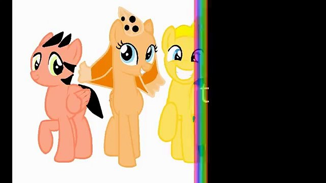 pig goat banana cricket amv california gurls (MLP ART)