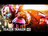 Avengers: Age of Ultron Teaser Trailer (2015) - Avengers Sequel Movie HD