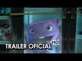 HOME: Hogar Dulce Hogar Trailer oficial #2 en español (2015) HD