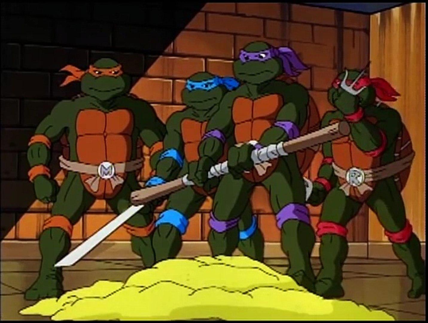 Teenage Mutant Ninja Turtles (season 10) - Episode 6 - Mobster from  Dimension X - Full