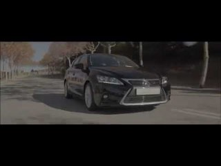 Lexus CT Hybrid 2014