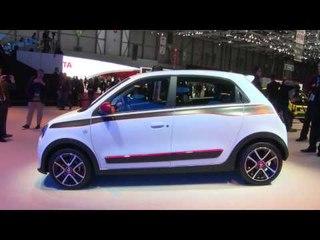 Renault Twingo live da Ginevra 2014