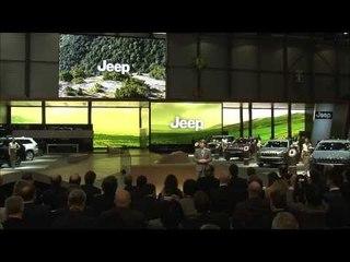 Jeep Cherokee e Renegade - Live da Ginevra 2014