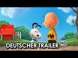 PEANUTS Der Snoopy und Charlie Brown Film Teaser (2015) - German | Deutsch HD