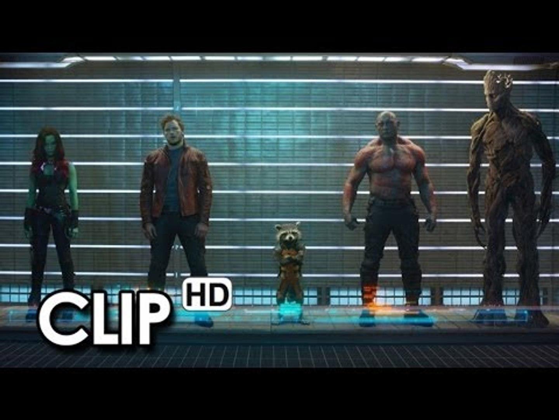 Guardianes de la galaxia - Conoce a Groot subtitulado en español (2014) HD