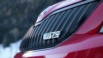 SKODA model range 4x4 Winter Discovery SKODA OCTAVIA COMBI RS 4x4 Trailer