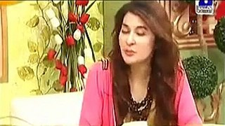 Ayesha Sana is Giving Shocking Answer About her Pregnancy - Video Dailymotion