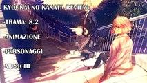 Kyoukai no Kanata REVIEW in italiano | SIZEL