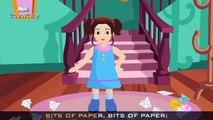 Edewcate english rhymes Bits of paper nursery rhyme