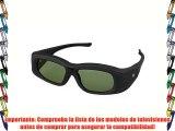 3D Gafas - Universal Gafas 3D con obturador activo 3D DE PULOX IR (Por favor compruebe la compatibilidad