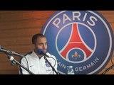 """PSG : """"Face à Chelsea, on n'est pas favori, mais on est dans un meilleur moment."""" LUCAS dans Tribune 100% Ducrocq sur France Bleu 107.1"""