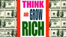 21 Abundance Affirmations From Think And Grow Rich Napoleon Hill Money Prosperity Law of Attraction