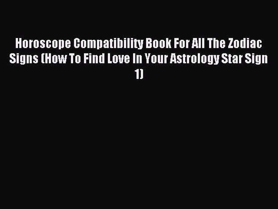 Zodiac star signs compatibility