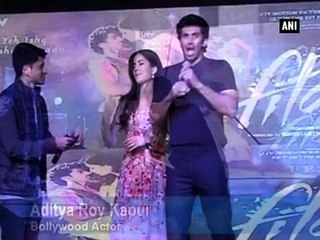 Aditya asks college students to promote 'Fitoor' movie on social media