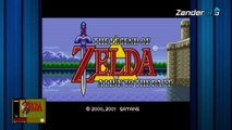 The Legend of Zelda- A link to the past - SNES - Gameplay - Español