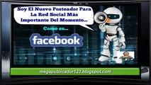 Megapublicador Publicar En Varios Grupos De Facebook Hasta 5000 Grupos