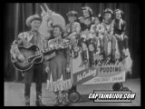 1955 JELL-O PUDDING COMMERCIAL - ROY ROGERS & DALE EVANS