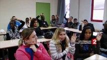 INFRAROUGE SPECIAL: Les Français c'est les autres: extrait échange avec les élèves