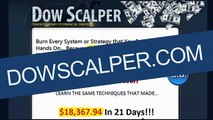 Dowscalper - Scalping YM October 15 2014